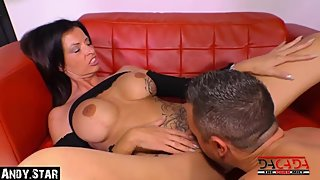 Horny Milf fucked by a young Photographer