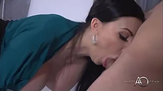 Aletta Ocean one of the most famous porn stars in the world.
