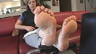 THICK MATURE SOLES