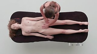 SENSUAL MASSAGE LEADING TO WILD ORGASM PART 2