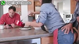 Milf stepmom cooking Melissa Lynn part 1