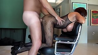 Horny mature MOM with amazing body cheating on husband