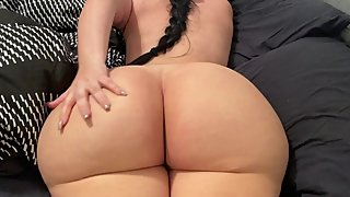 JOI Small Dick Humiliation Rubbing My Big Ass