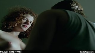 Laurence Masliah hairy pussy and erotic video