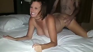 Blowjob and anal fuck to orgasm busty norwegian milf from horer.eu