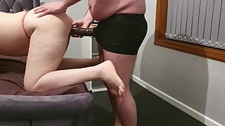 Step son failes fucking step mom having 12 inche of cock