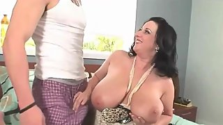 Big boobs milf,best blowjob an anal sex