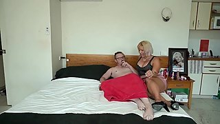 Stepmom Shows Stepson What Being Deepthroated Feels Like Trailer