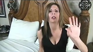 POV amateur anal fuck with mature MOM