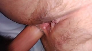 PNP Step Mom Taking My Cock While Dad Sleeps