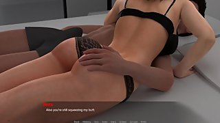 Away From Home Gameplay Part 14 Horny Maid Lover By LoveSkySan69