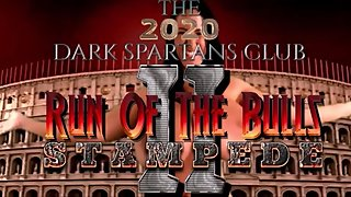 The Dark Spartans Club : Run Of The Bulls 2 Stampede