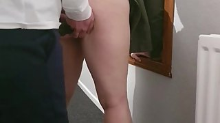 Step son morning fuck with HungOver step mom after a wedding party
