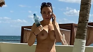 IndyLolita - Nude in Cancun