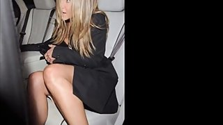 Celeb Milf Jennifer Aniston Downblouse Ultimate Compilation