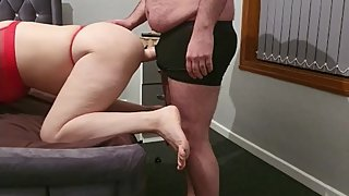 Step mom fucked hard by step son she cries and screams to stop pushing hard