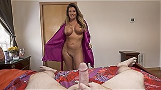 Stepmom Is Bored And Horny Coco Vandi