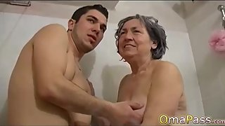 OmaPasS Granny Ladies Porn Compilation Video