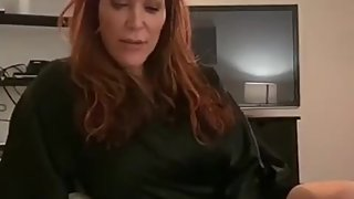 Rachel Steele Mom and Stepson one more time creampie!