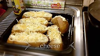 cheese French bread