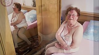OmaGeiL Collected Granny Pictures from Internet
