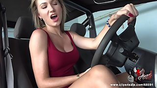 512 You Wish Your Cock Is Under The Pedal