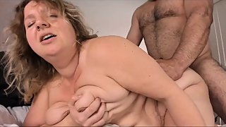 Mom wants to get fucked in the ass