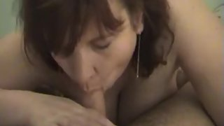 Hot Mature sucking and fucking