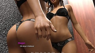 Acting Lessons [v1.0.1] Part 5 Lingerie Godness By LoveSkySan69