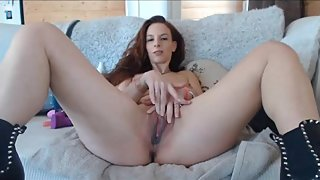 Show anal and squirt