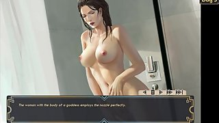 MILKY TOUCH V0.9-02-All About Claudia