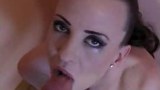 Pervert Sexmom Blows Step Son and Sneaking to Dad ( SYLVIA CHRYSTALL)